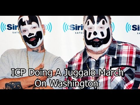 Insane Clown Posse is going to have a Juggalo march on Washington, D.C.