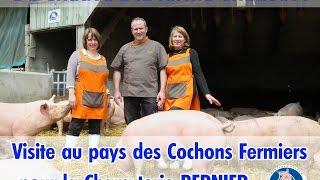 Charcuterie Bernier : de Chauvé à la ferme Chauvet