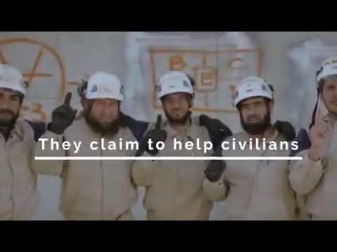 The fact that the white hats in Syria / حقيقة القبعات البيضاء في سوريا