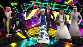 زنقلة والمليون | برنامج سياسي ساخر بتقنية 3دي  | رمضان 2020 | حصريا على يمن شباب