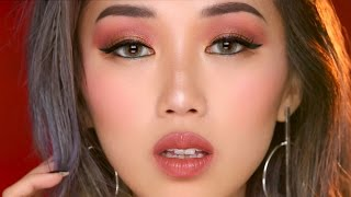 GRWM: Grunge Girls Night Out Makeup + Outfit