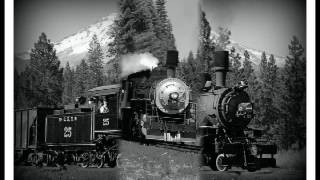 """McCloud, Ca. Some history video on two """"steam locomotive trains"""""""