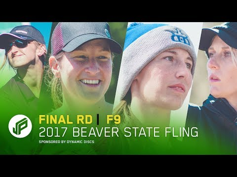 2017 Beaver State Fling | Final Round, Front 9 | Pierce,Allen,Jenkins,Hokom