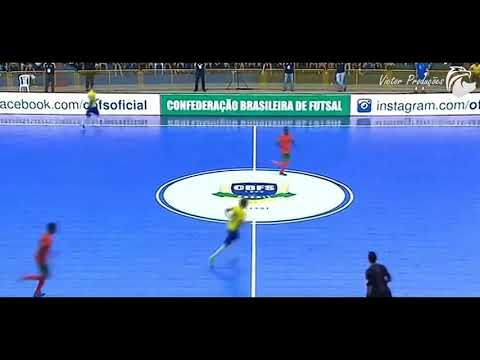 OS DRIBLES MÁGICOS DO FUTSAL || HD