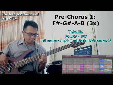 Aku Diberkati - Sound of Praise Cover (Bass Full Guide & Sequence Cover)