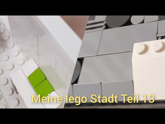 Meine Lego Stadt teil 13