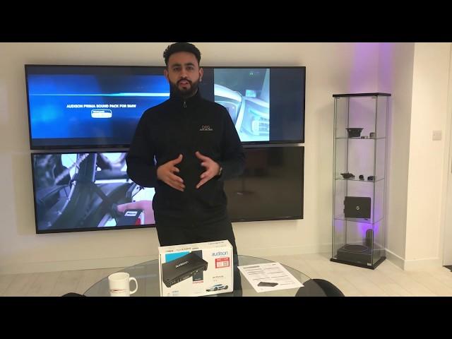 Brand New Audison Prima FORZA AP F8.9 bit | Cambridge Car Audio