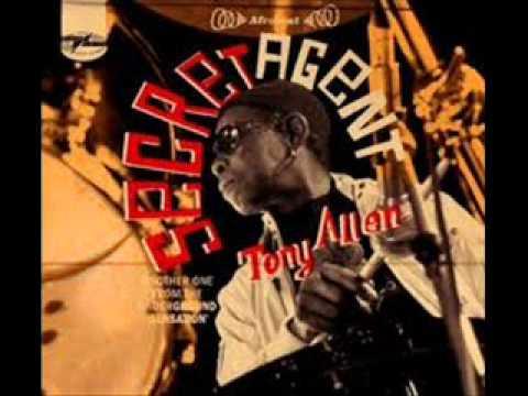 Tony Allen- Swift  ( Afrobeat )