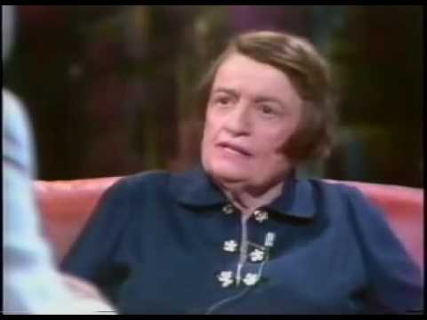 Ayn Rand On The Value Of Selfishness