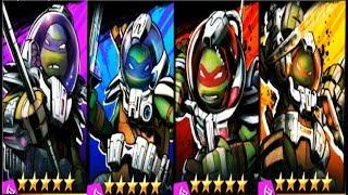 Черепашки ниндзя Легенды TMNT Legends #97 Мульт игра для детей #Мобильные игры