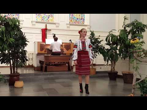 """I. Kyrilina  """"If I Had the Strings of the Living"""" - Yuliia Billa"""