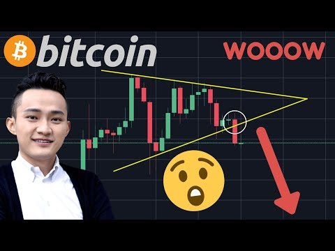 BITCOIN IS FALLING TO $6,000??? | PROOF: JUSTIN SUN USED BOTS IN FAKE TWITTER POST!!!!!!!!!!!!!