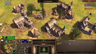 Let's Battle Together Age of Empires III - 121 - Pratulum Americanus [Battlebrothers/HD+]