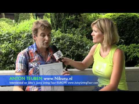 Dutch UFO activities, NWO & life story of Anton Teuben, founder of Niburu Holland