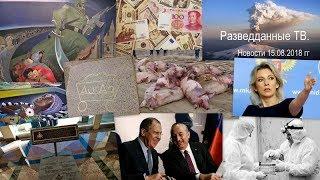 Разведданные ТВ. Новости 15.08.2018 гг Смотри на OKTV.uz