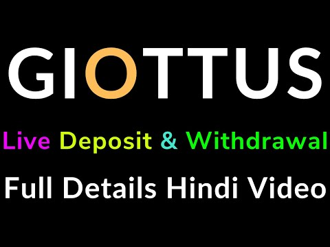Indian Giottus crypto exchange live withdraw and Deposit INR CONVERT BITCOIN EASY In Hindi Urdu