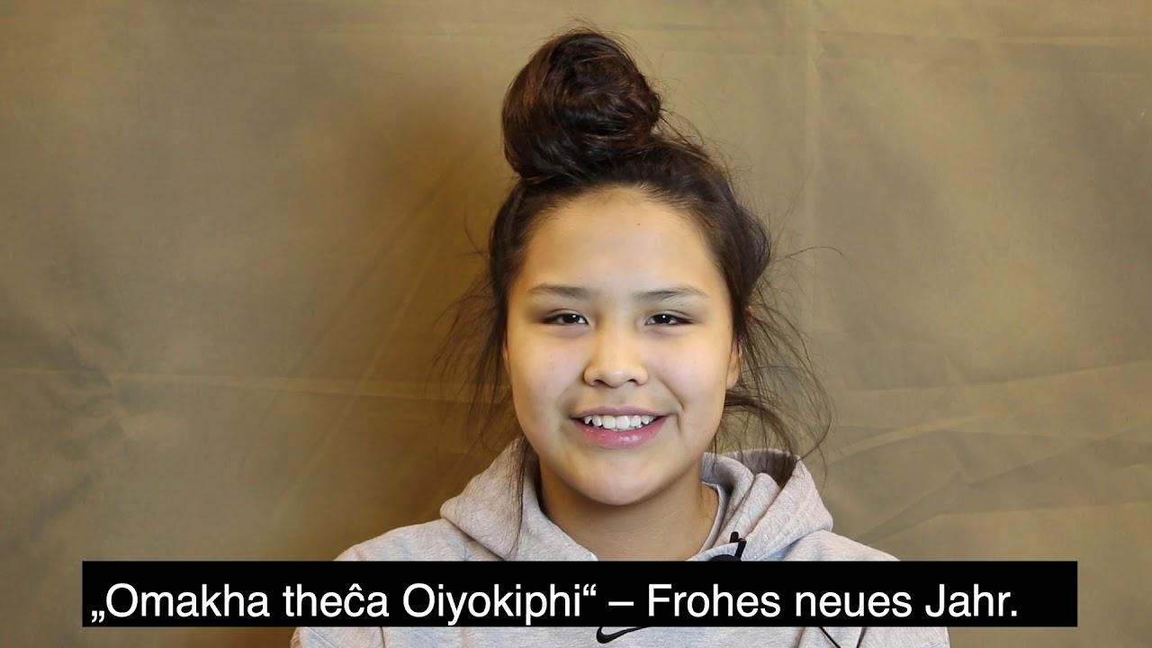 Lakota-Wort Mittwoch - Frohes neues Jahr