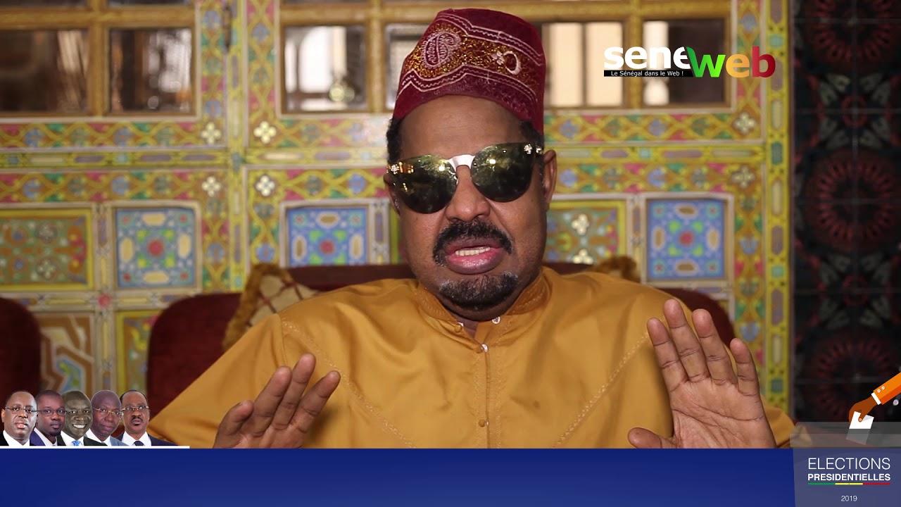 Ahmed Khalifa Niass :''Wade vient à Dakar pour Négocier avec Macky''