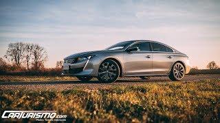 Peugeot 508 2019 test PL Pertyn Ględzi