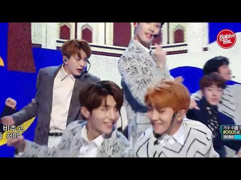 Golden Child Y and JOOCHAN's Explosion(??) Dance in Genie Compilation