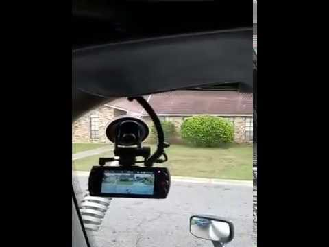 Falcon Eye 4 Cam 1080P Dash Cam Install Video On Kenworth!