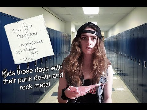 Things That Suck About Being A Teenage Metalhead
