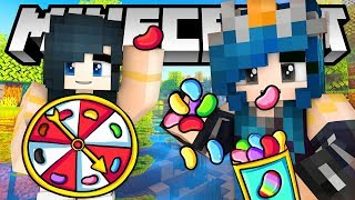 Every Bite Is A New Surprise! Minecraft Lucky Beans!