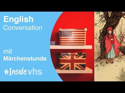 #insidevhs - English Conversation Mit Anschließender Märchenstunde