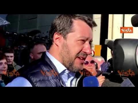Coronavirus, Salvini: 'Ci dicevano sciacalli, ma se ci avessero ascoltato avremmo meno problemi'