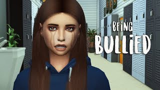 BEING BULLIED | SIMS 4 HIGH SCHOOL STORY