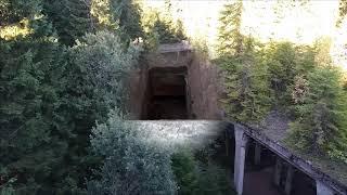 Secret Nazi factory  and the prison camp  of Sauersack WW2!