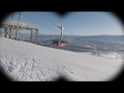 Jackson Hole Viewfinder by Colle McVoy