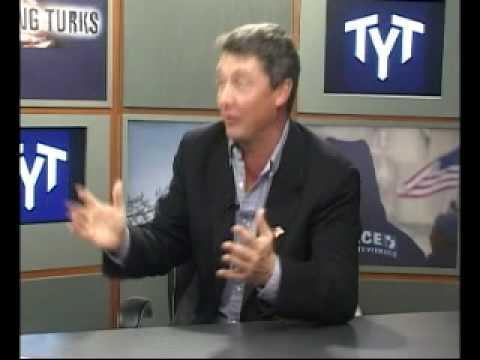 Sarah Palin Defender John Ziegler In-Studio w/ Cenk!