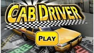 Cab Driver Gameplay - The Best Taxi GamePlay