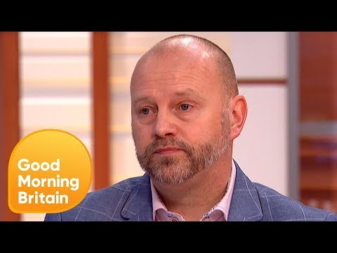 Victim of Barry Bennell Calls for a Life Sentence to Be Given   Good Morning Britain