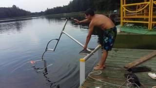 Водный велосипед aqua bicycle(, 2016-08-08T12:22:38.000Z)