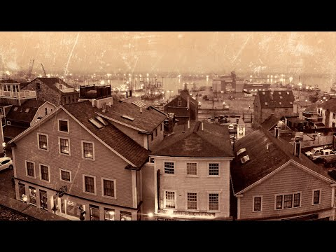 Introduction To New Bedford Walking Tour,  Much More Than Whaling And Fishing