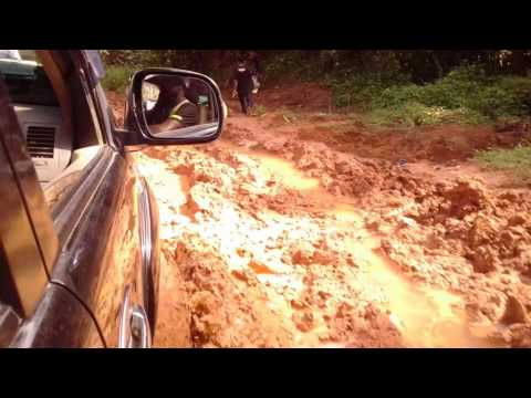 Offroad Gratis Jalan Trans Papua Merauke - Boven digoel 2