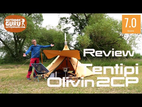 Tentipi Olivin 2 CP Tipi Tent Review | With Winnerwell Stove from YouTube · Duration:  41 minutes 57 seconds