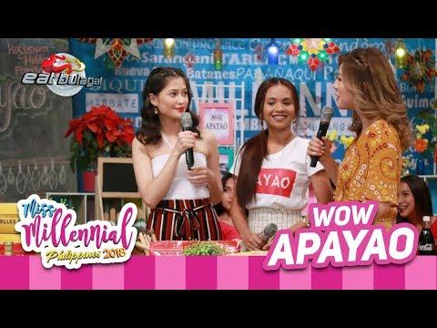 Miss Millennial Apayao 2018 | October 10, 2018