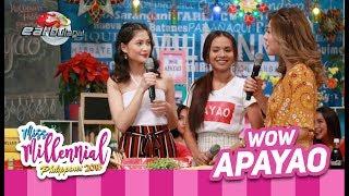 Miss Millennial Apayao 2018   October 10, 2018
