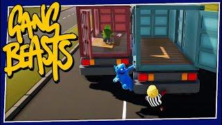 Gang Beasts - #297 - ICE CREAM TIME!