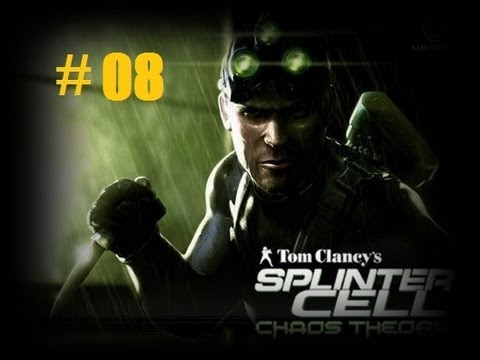 Splinter Cell Chaos Theory Co Op Part 08 It S Sam Fisher