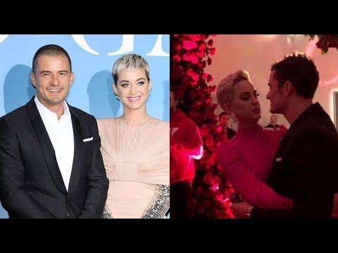 Katy Perry and Orlando Bloom's Cutest Moments   Cosmopolitan UK