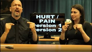 Medical Sign Language lesson 01 part 1