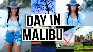 Hopping Fences & A DAY IN MALIBU