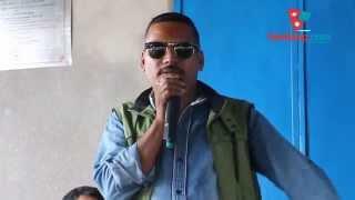 Magne Buda (Kedar Ghimire)  is speaking in Tamang language | Daily Exclusive News ( Media Np TV)