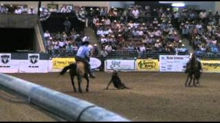 reno rodeo bfi team roping