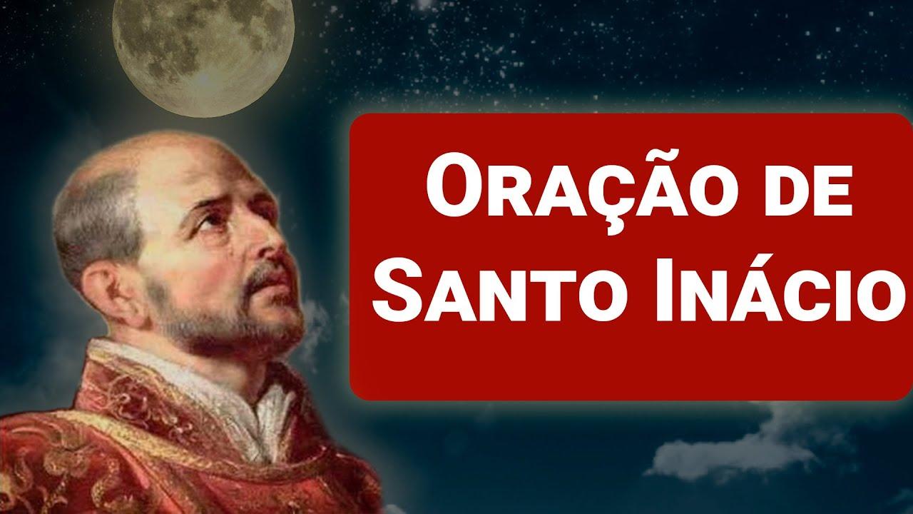 Oração de Santo Inácio