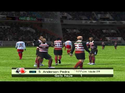 Patch We10 Ronaldo Brasileirão 2012 (séries A, B, C e D) on PCSX2 0.9.8 - Playstation 2 Emulator